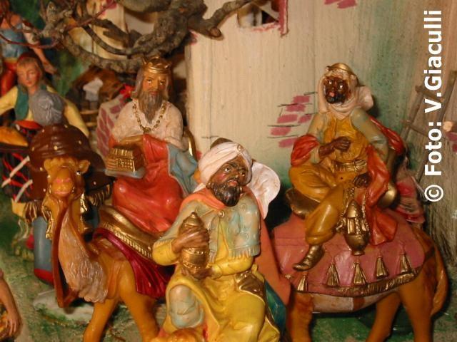Re Magi Il Mio Presepe Di Natale